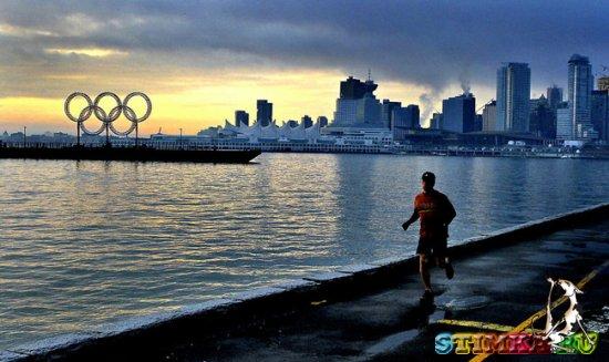 Ванкувер - в преддверии Олимпиады (17 фотографий)