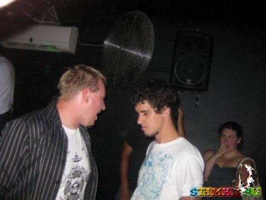 Случай на дискотеке