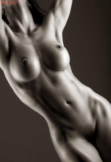 голое женское тело фото