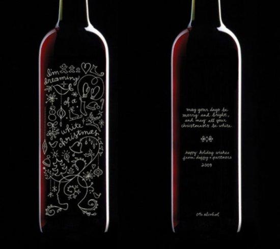 Креативные бутылки