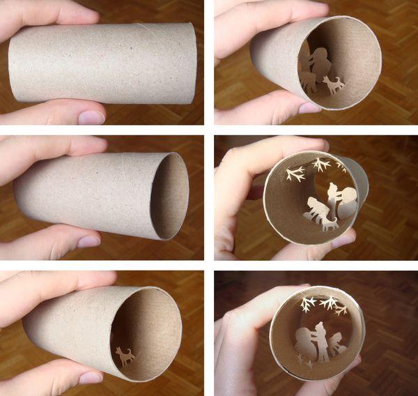 Как сделать туалетную бумагу в домашних условиях