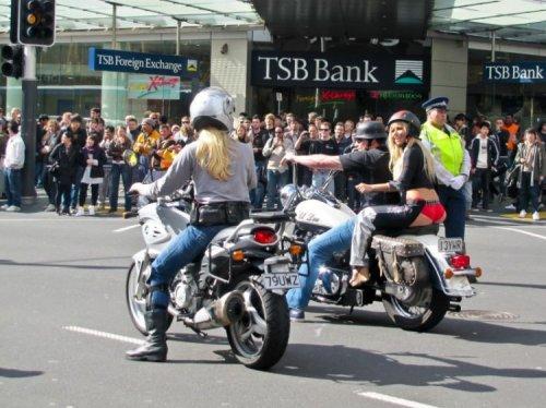 Порно парад в новой зеландии