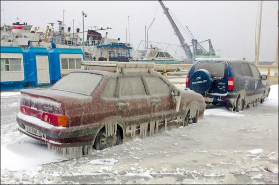 А в Карелии уже зима!!!