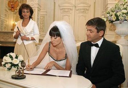 Свадьба актера Игоря Лифанова. Фото