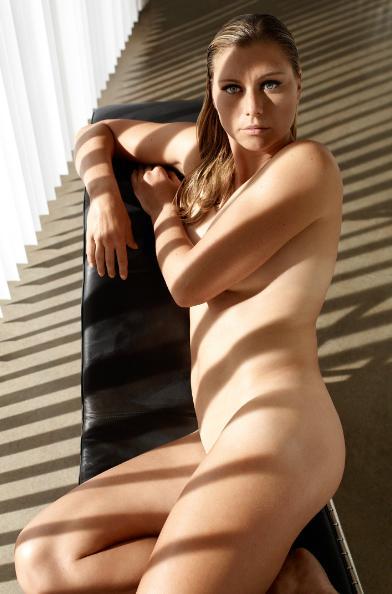 Фото знаменитых голых спортсменок фото 641-420