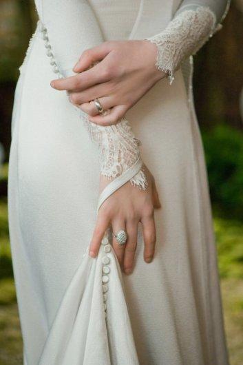 Свадебное платье Бэллы из Сумерек