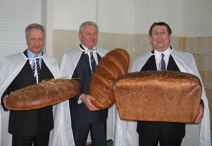 Хотели хлеба и зрелищ?