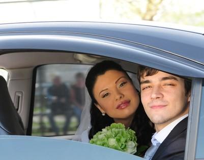Фото со свадьбы Инны Воловичевой