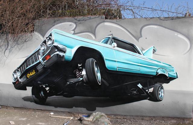Красивое графитти прикольные