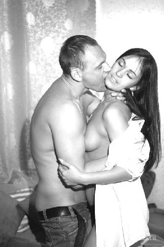 Эротическая фотосессия Степана Меньщикова