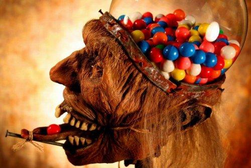 Любишь сладости - имей стальные нервы!