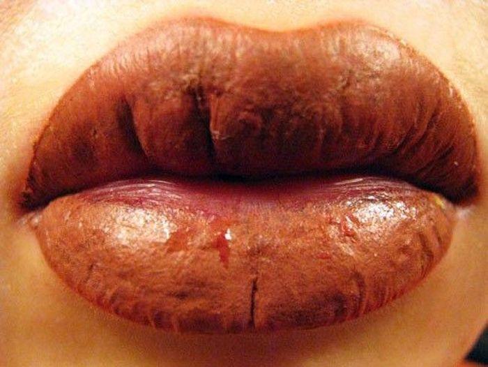 узкие половые губы фото