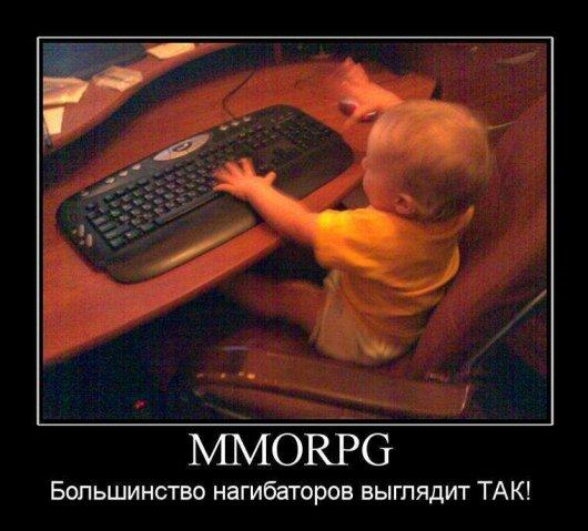 Что такое ММОРПГ, или играем онлайн!