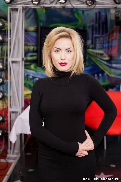 Оксана Ряска хочет петь в Виа Гре