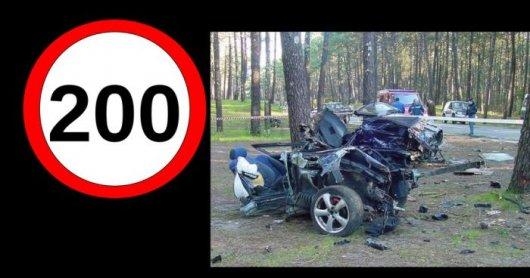 Авария и скорость
