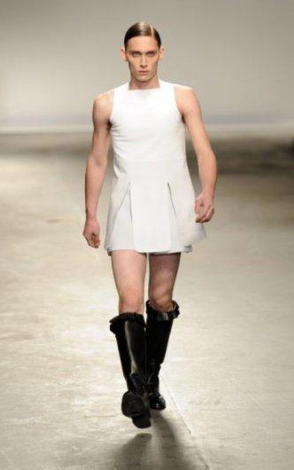 Мужские платья