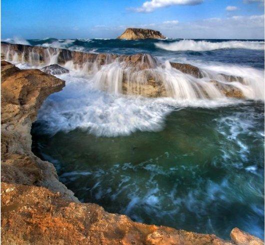 Самые красивые скалы мира