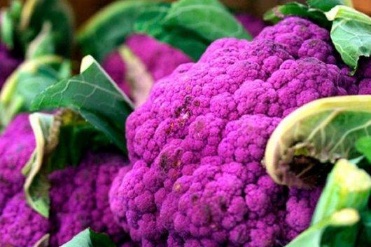 10 очень странных овощей