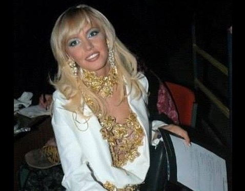 Маша Малиновская до пластики