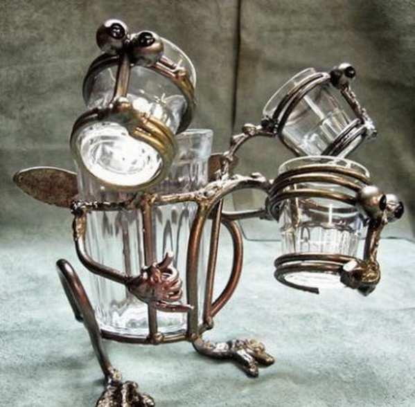 Сувениры из металла своими руками
