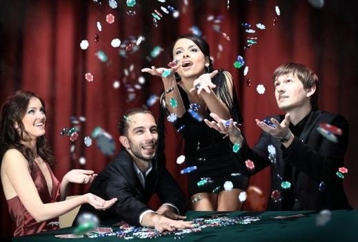 История азартных казино игр