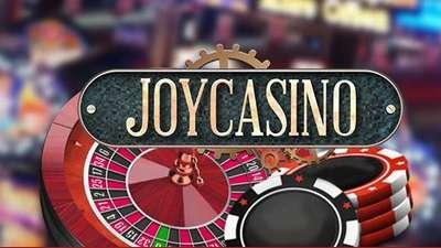 ДжойКазино - азартные слоты только от надежных производителей