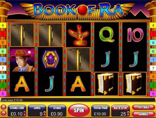 Игровой автомат классический видеослот в казино онлайн