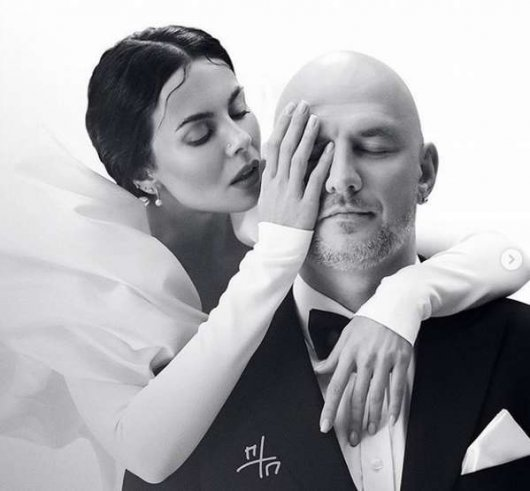Потап и Настя Каменских. Фото со свадьбы