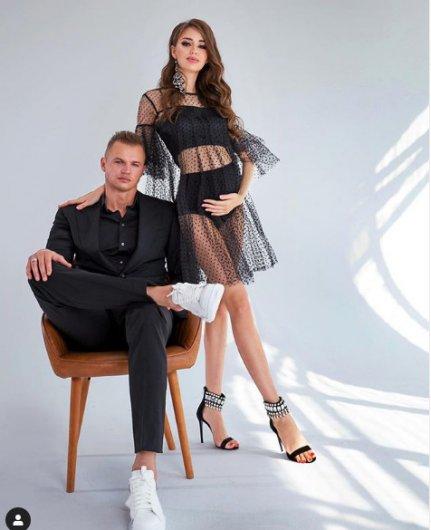 Костенко и Тарасов ждут воторого ребенка